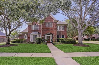 Katy Single Family Home For Sale: 2131 Cherrington Drive
