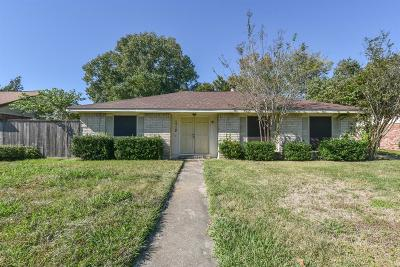Fort Bend County Single Family Home For Sale: 1718 Millbury Drive