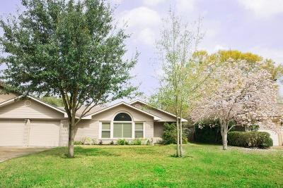 Houston Single Family Home For Sale: 8818 Cedarspur Drive