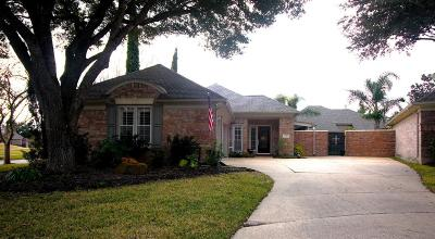 League City Single Family Home For Sale: 2410 Fairway Pointe Drive