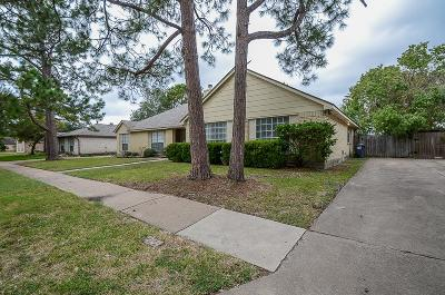 Katy Single Family Home For Sale: 3355 Silverside Drive