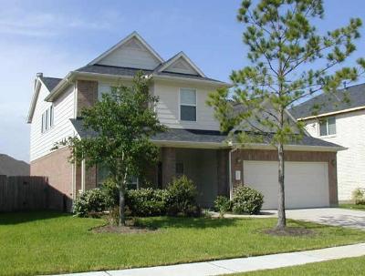 Katy Single Family Home For Sale: 4506 Wellington Grove Grove