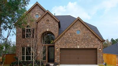 Montgomery Single Family Home For Sale: 112 Boarsmen Court