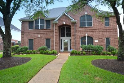 Pearland Single Family Home For Sale: 2815 Larkdale Drive