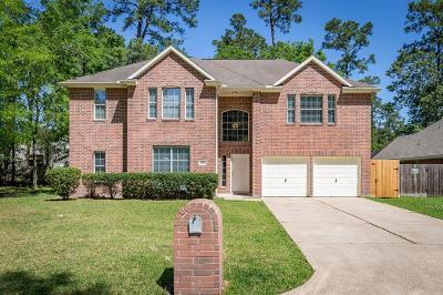 Crosby Single Family Home For Sale: 2010 S Diamondhead Boulevard