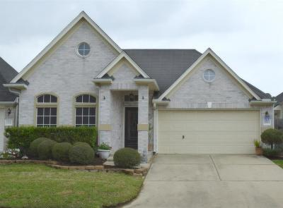 Tomball Single Family Home For Sale: 15939 Cottage Ivy Circle