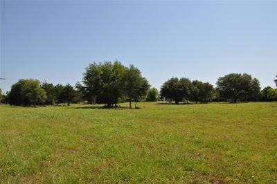 Navasota Farm & Ranch For Sale: 109 Black Road