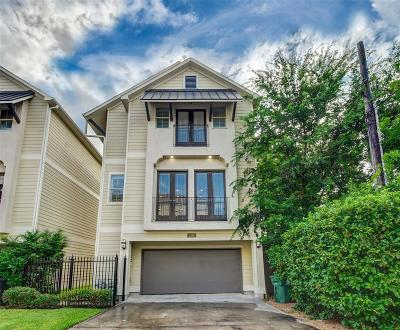 Houston Single Family Home For Sale: 2210 Radcliffe Street