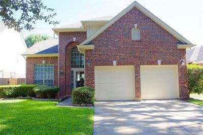 Fort Bend County Single Family Home For Sale: 4634 Forest Home Drive