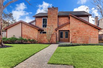 Houston Single Family Home For Sale: 806 Daria Drive