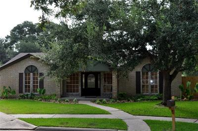 Angleton Single Family Home For Sale: 5 Hickory Place