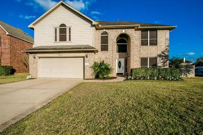 Katy Single Family Home For Sale: 6606 Crystal Forest Trail