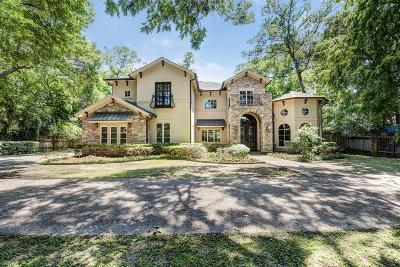 Memorial Single Family Home For Sale: 12529 Broken Bough Drive
