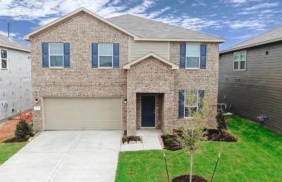 Hockley Single Family Home For Sale: 17706 Planted Orchard Drive