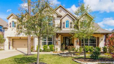 Tomball TX Single Family Home For Sale: $475,000