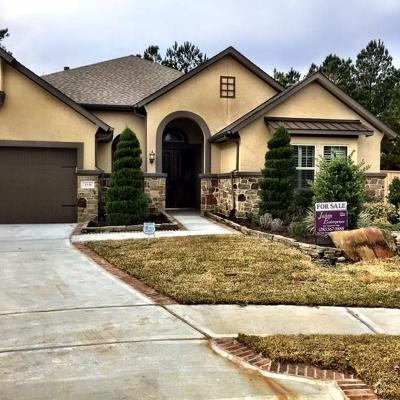 Montgomery Single Family Home For Sale: 118 Beautyberry Court