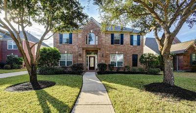 Katy Single Family Home For Sale: 4614 Camden Brook Lane