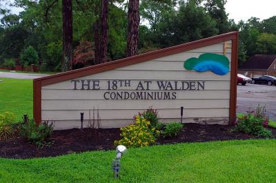 Montgomery Condo/Townhouse For Sale: 12900 Walden Road #620