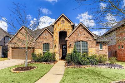 Katy Single Family Home For Sale: 27826 Ramble Rock Court