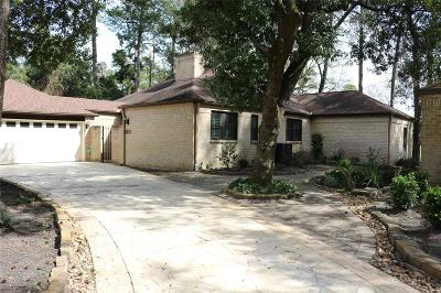 Houston Single Family Home For Sale: 3211 Breezy Pines Court
