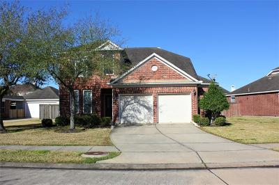 Pearland Single Family Home For Sale: 2306 Pebble Shores Lane #ON