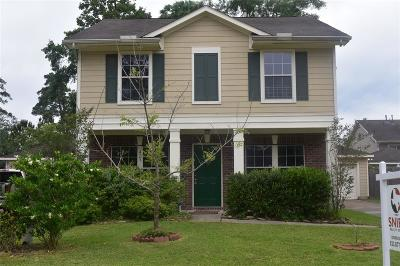 Kingwood Single Family Home For Sale: 427 Laurel Timbers Drive S