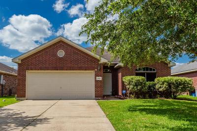 Dickinson Single Family Home For Sale: 2805 Seastrand Lane