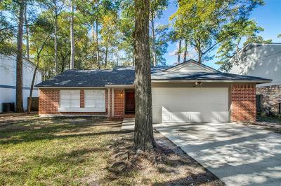 The Woodlands Single Family Home For Sale: 169 Maple Branch Street