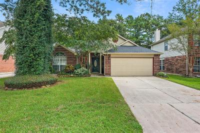 Kingwood TX Single Family Home For Sale: $224,990