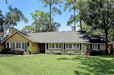 Houston Single Family Home For Sale: 13114 Apple Tree Road