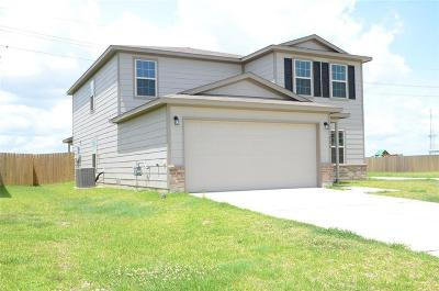 Rosenberg Single Family Home For Sale: 906 Coffee Mill Creek Lane