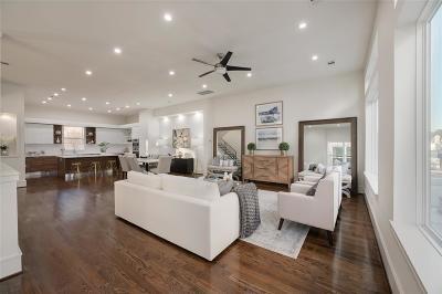 Houston Single Family Home For Sale: 6009 San Felipe Street #A