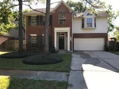 Cypress Single Family Home For Sale: 15231 Maple Meadows Drive