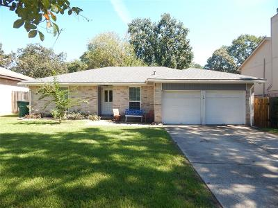 Conroe Single Family Home For Sale: 18 Ollerton Drive