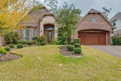 Tomball Single Family Home For Sale: 10 Shallowford Place
