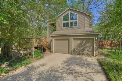 The Woodlands Single Family Home For Sale: 2 Fire Flicker Place