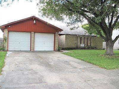 Houston Single Family Home For Sale: 6519 Escondido Drive