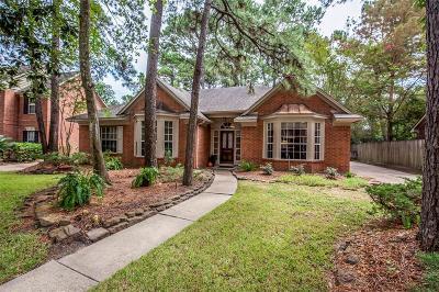Kingwood Single Family Home For Sale: 4106 Brook Shadow Drive