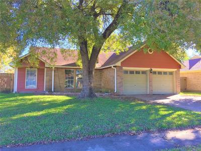 Deer Park Single Family Home For Sale: 3714 Clover Lane