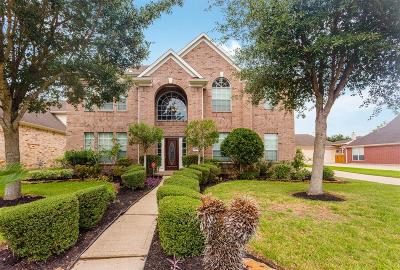 Pearland Single Family Home For Sale: 2609 Sandstone Creek Dr