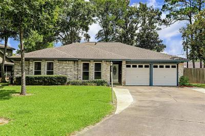 Alvin Single Family Home For Sale: 91 Shady Oak Court