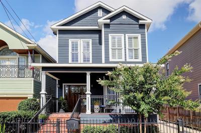 Houston Single Family Home For Sale: 929 Herkimer Street