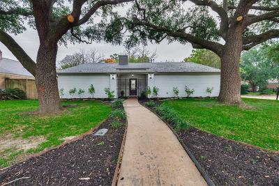 Houston Single Family Home For Sale: 10002 Locke Lane