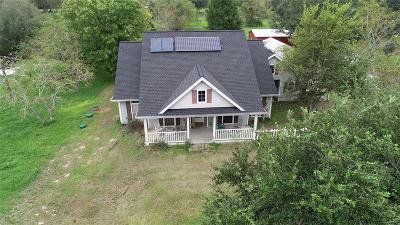 Manvel Single Family Home For Sale: 9018 Quail Ridge Drive