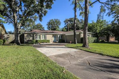 Houston Single Family Home For Sale: 3011 Rockarbor Drive
