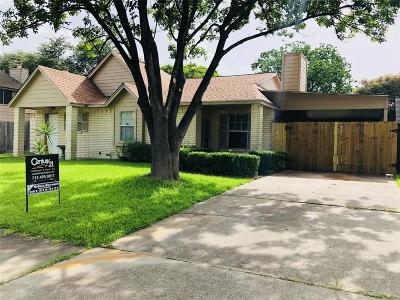 Channelview Single Family Home For Sale: 1005 Willersley Lane
