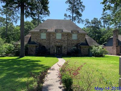 Spring Single Family Home For Sale: 24010 Creekview Drive