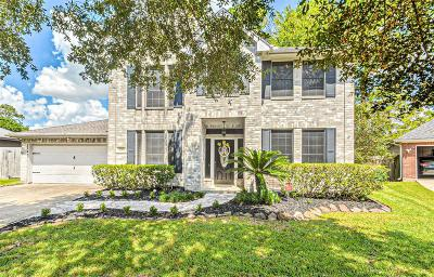 Pearland Single Family Home For Sale: 2303 Evergreen Drive