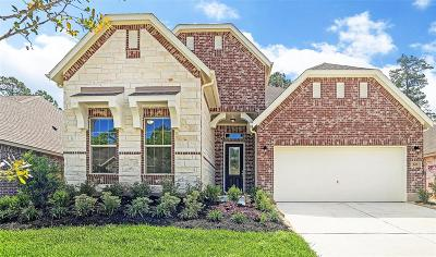 Conroe Single Family Home For Sale: 126 Brighton Woods Court