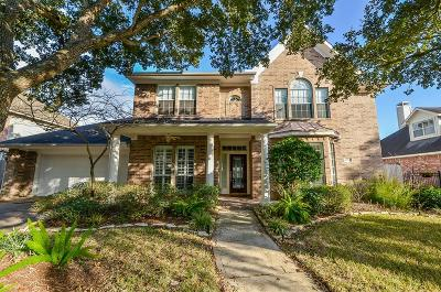 Katy Single Family Home For Sale: 1935 Cornerstone Place Drive